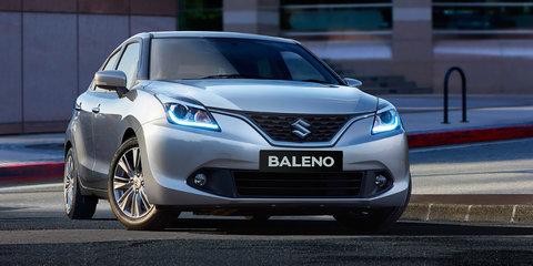 2016 Suzuki Baleno: Australian details revealed