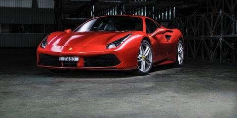 2016 Ferrari 488 GTB review
