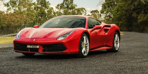 Ferrari posts global sales record