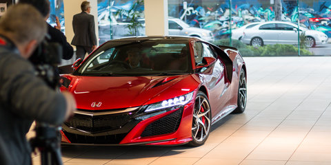 2017 Honda NSX: $420,000 driveaway price tag tipped for hybrid supercar