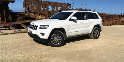 2016 Jeep Grand Cherokee Laredo Review: Fraser Island weekender