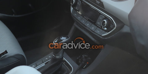 2017 Hyundai i30 spied in new detail, inside and out