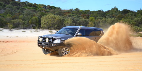 2014 Nissan Patrol ST-L (4x4) Review