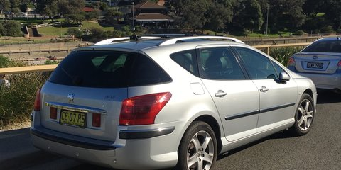 2007 Peugeot 407 ST Touring Comfort Review Review
