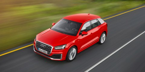 Audi Q2 here early 2017, priced from around $40,000