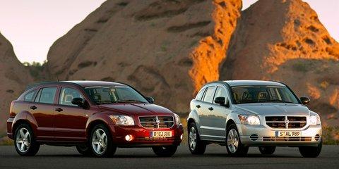 Chrysler Sebring, Dodge Caliber, Jeep Compass, Patriot recalled over airbag fault