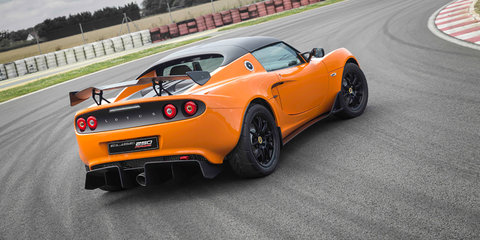 Lotus Elise Race 250 revealed: track-only special could come to Aus