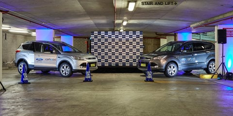 Ford Australia partners up on car-sharing and free airport parking