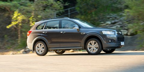 2014 Holden Captiva 7 Lt (AWD) Review Review