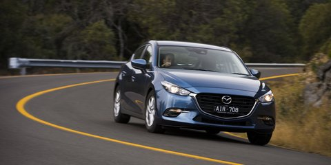 2016 Mazda 3 pricing and specifications