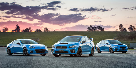 Subaru BRZ never going to get local division rich, but important for attracting customers
