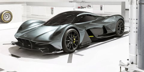 Aston Martin AM-RB 001 hypercar already sold out - report