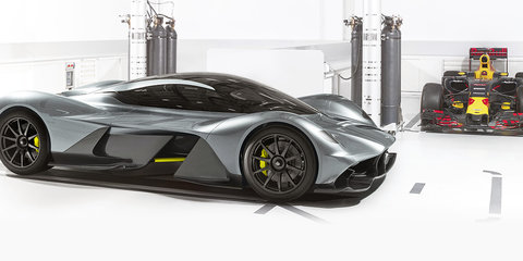 Aston Martin chief Andy Palmer details product offensive