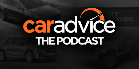 CarAdvice Podcast episode 13: Jeep design boss chat, Model X SUV priced, right-lane hogs, and much more