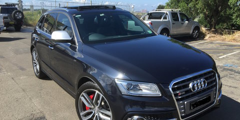 2016 Audi SQ5 3.0 TDI Quattro Review