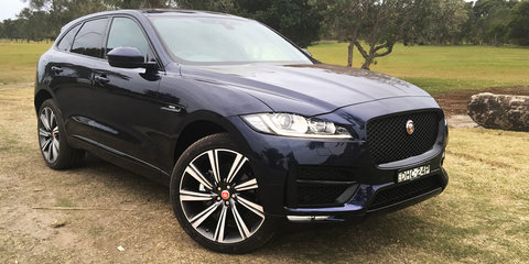 F-Pace unlikely to be the only Jaguar SUV