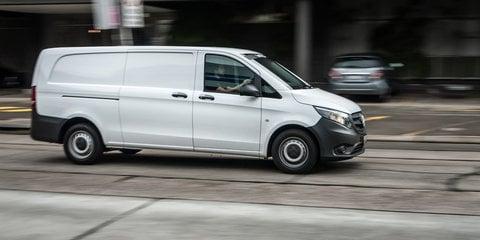Mercedes-Benz Vito van recalled over possible fuel leak issue