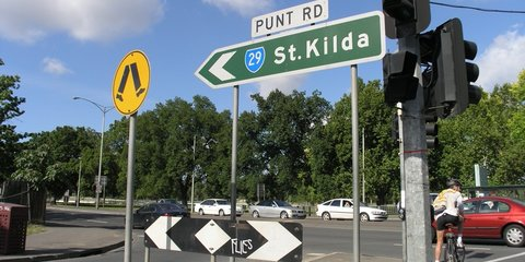 Melbourne's Punt Rd to become permanent clearway - UPDATE: RACV calls for Hoddle St extension