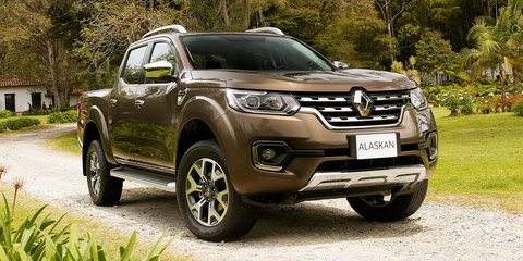 Renault Alaskan: local arm excited about imminent HiLux and Ranger rival