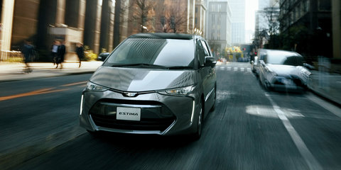 2017 Toyota Tarago facelift due in the coming months
