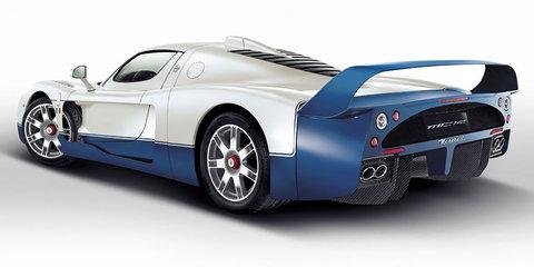 New Maserati MC12 under consideration, GranTurismo and GranCabrio in the mix - UPDATE
