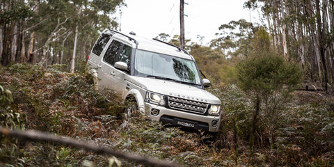 2016 Land Rover Discovery SDV6 HSE off-road review