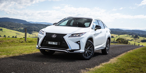 2016 Lexus RX350 F Sport Review