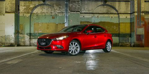 2016 Mazda 3 SP25 review