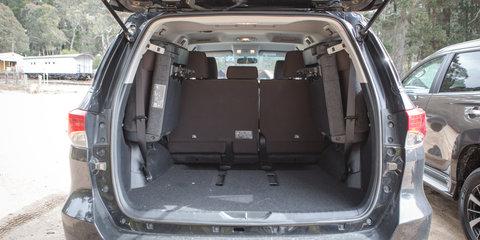 2016 Toyota Fortuner GXL v Mitsubishi Pajero Sport Exceed comparison