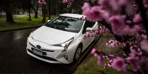 Toyota labelled 'world's greenest automotive company'