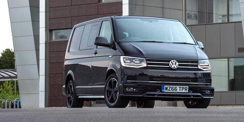 2016 Volkswagen Transporter Sportline too cool to ignore