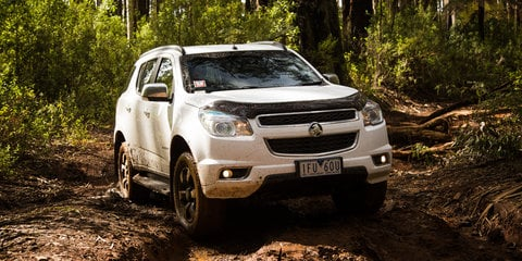 2016 Holden Colorado 7 Review: run-out round-up