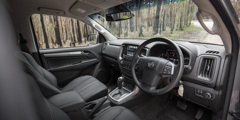 2017 Holden Colorado image gallery