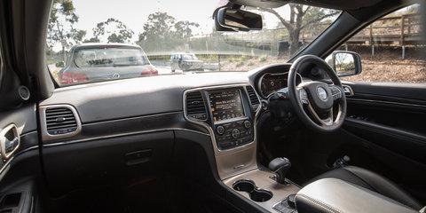 2016 Jeep Grand Cherokee Limited v Volkswagen Touareg 150TDI comparison