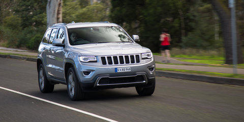 2016 Jeep Grand Cherokee Limited v Volkswagen Touareg 150TDI comparison