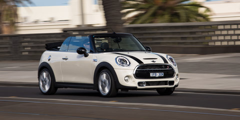 2016 Mini Cooper S Convertible Review