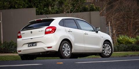 2016 Suzuki Baleno GL Review