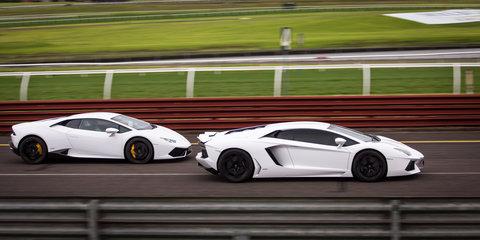 Win the supercar track experience of a lifetime