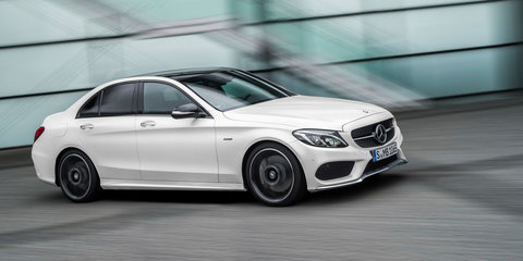 2016 Mercedes-AMG C43: Australian pricing revealed for new entry-level performer
