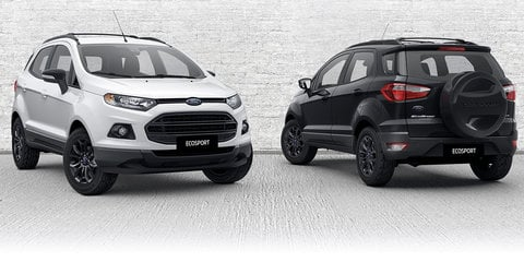 Ford Ecosport Shadow on sale in Australia: New special joins blackout styling trend