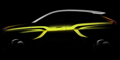 Lada teases new SUV concept for Moscow motor show