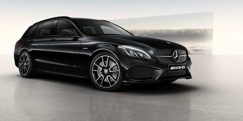 2017 Mercedes-AMG C43 pricing announced: Souped-up trio here from October