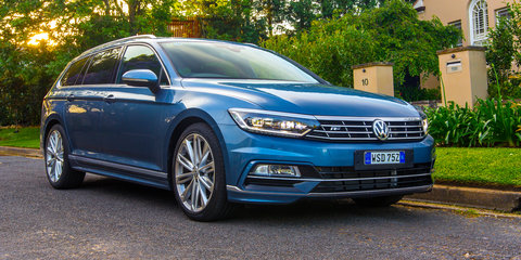 2017 Volkswagen Passat 206TSI R-Line pricing and specs:: available October 17 - UPDATE