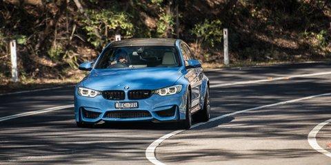 BMW M3 v Lexus GS F v Mercedes-AMG C63 S comparison
