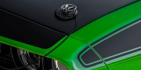 2017 Dodge Challenger T/A, Charger Daytona revealed: iconic nameplates return