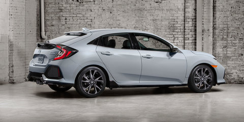 2017 Honda Civic Hatch revealed, due for Australia early next year - UPDATE