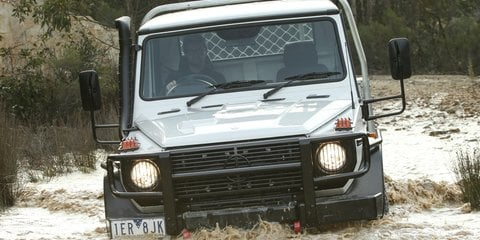 Mercedes-Benz G-Wagen ranks to be bolstered by budget SUV and ute models