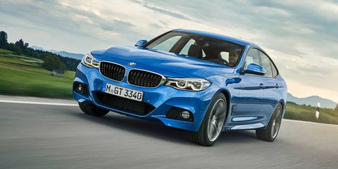 2017 BMW 3 Series GT LCI pricing and specifications: Tweaked looks, more equipment