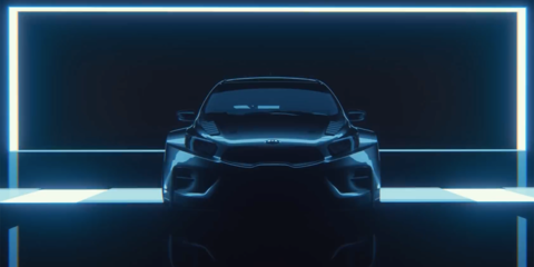 Hot Kia cee'd racer previewed for TCR series - video