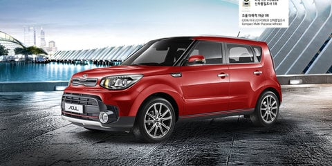 2017 Kia Soul update revealed in Korea: Australian revisions due by year's end